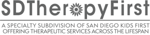 San Diego Therapy First Logo